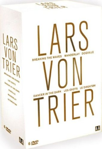Coffret 6 DVD Lars von Trier : dogville - breaking the waves - dancer in the dark - les idiots - direktor - manderlay