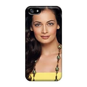USMONON Phone cases Iphone Iphone 5 5s Case Bumper Tpu Skin Cover For Dia Mirza Accessories