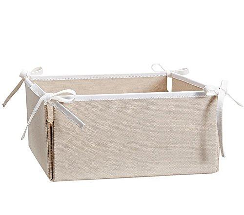My Gift Booth Cotton Medium Storage, Beige