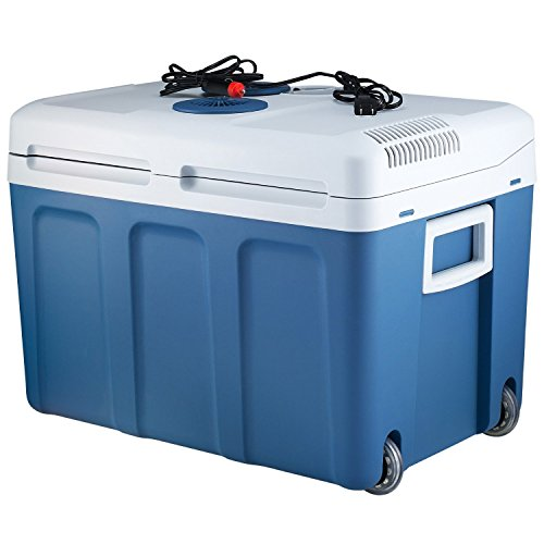 Knox 48 Quart Electric Cooler/Warmer With Built In Car And