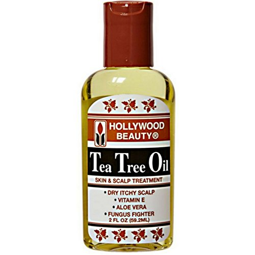 Hollywood Beauty Tea Tree Oil Skin & Scalp Treatment, 2 oz (Pack of 3)