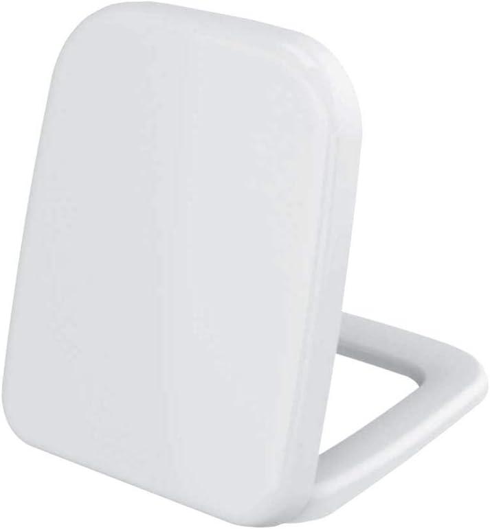 color blanco VitrA Shift 91-003-009 Asiento de inodoro con cierre autom/ático