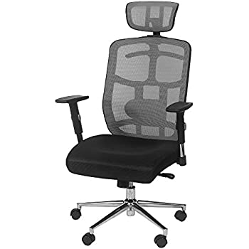 Amazon Com Viva Office High Back Mesh Executive Chair
