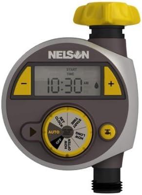Amazon.com: Nelson Temporizador de agua de llave con ...