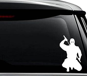 Amazon.com: Ninja Guerrero japonés calcomanía para coche ...