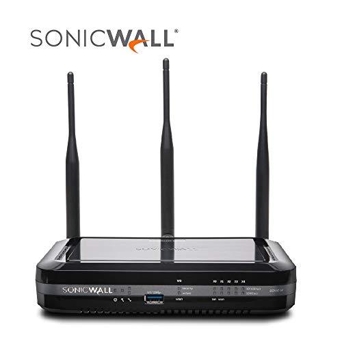 SonicWall SOHO Wireless Network Security Appliance 01-SSC-0218