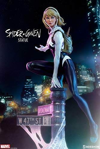 Sideshow Marvel Spider-Gwen Statue Mark Brooks 200507