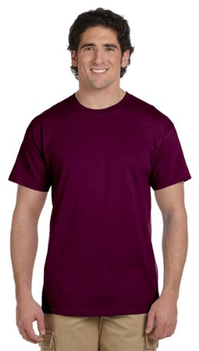 gildan-mens-ultra-cotton-crewneck-t-shirt-maroon-large