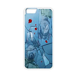Unique Design -ZE-MIN PHONE CASE For Apple Iphone 6 Plus 5.5 inch screen Cases -TV Show Breaking Bad Pattern 12