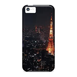 Special Randolphfashion2010 Skin Cases Covers For Iphone 5c, Popular Tokyo Tower Phone Cases