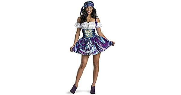 Amazon.com: Disguise Ouija Sassy disfraz, S, Blanco: Clothing