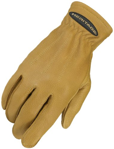 Heritage Trail Glove, Natural Tan, Size 12
