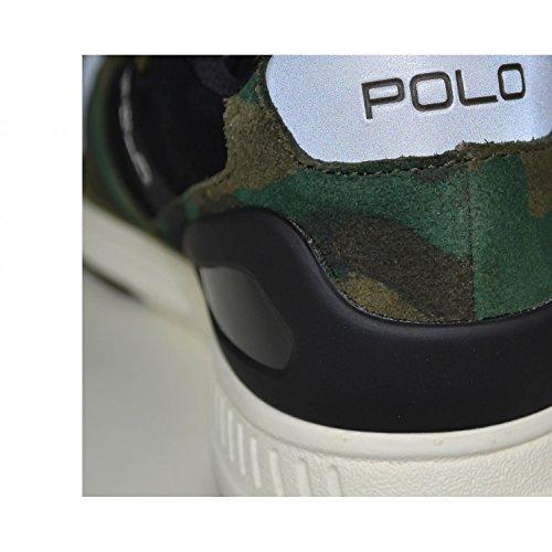 Ralph Uomo Uomo Sneaker Lauren Verde Lauren Ralph Sneaker Verde Uomo Verde Ralph Lauren Sneaker Aq1RrgAx