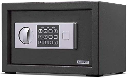 Cajas de Caudales Pequeñas 20cm Alto Caja de Seguridad del ...