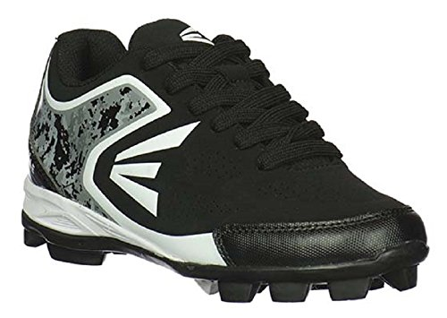 Crampons De Softball En Caoutchouc Easton 360 Le Womens - Noir / Blanc / Camo