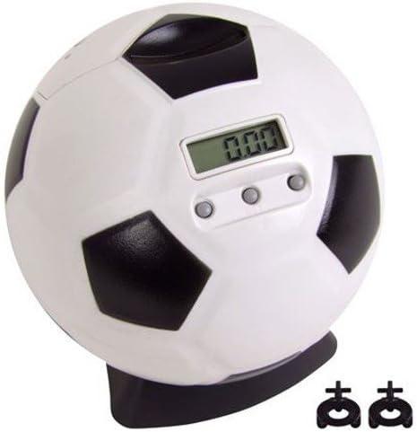Hucha con contador digital de/Indicador mostrador-Hucha con forma ...