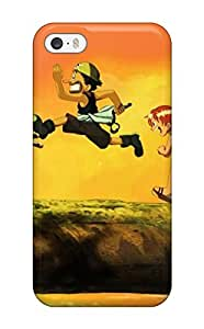 Iphone 5/5s Case Cover One Piece Children Anime Case - Eco-friendly Packaging