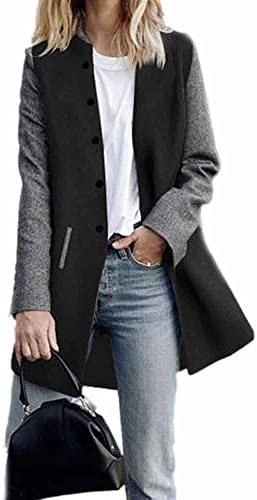 best sell newest casual shoes DEELIN Sale Fashion Womens Cardigan Elegant O-Neck Casual Autumn ...