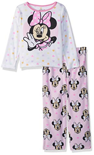Disney Pajamas For Toddlers - Disney Girls' Toddler Minnie Mouse 2-Piece