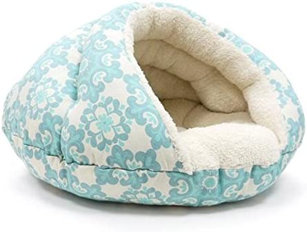 DOGO 100 Burger Bed Small Dog Snuggle Bed