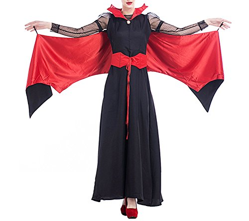Assorted Deluxe Halloween Costumes for Women Black M (Female Yoshi Costume)