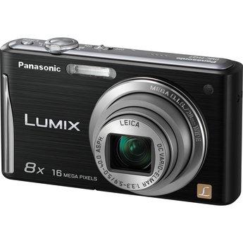Panasonic Lumix DMC-FH27 16MP 8x Zoom Digital Camera with 3.0