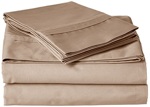 Tribeca Living Egyptian Cotton Percale 300 Thread Count Deep