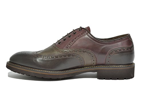 Nero Giardini Francesine scarpe uomo caffè 4400 A604400U CAFFE'