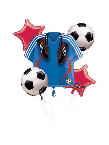 Mayflower Distributing Soccer Balloon Bouquet (1)
