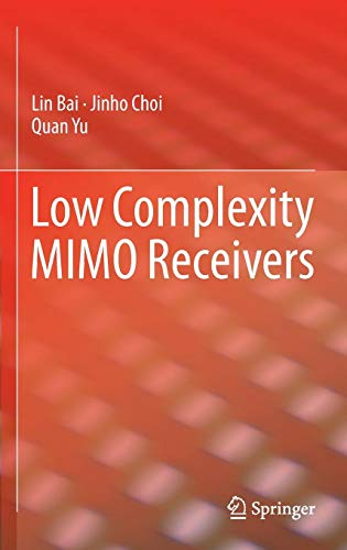 Low Complexity MIMO Receivers