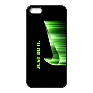 The cool Just do it Brand logo Stylish Portrait Custom Fashion Snap on pc For SamSung Galaxy S4 Mini Case Cover ultrathin Waterproof Quality by Distinctive Studio