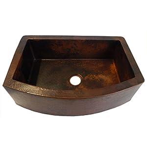 41LFXHdx8gL._SS300_ Copper Farmhouse Sinks & Copper Apron Sinks