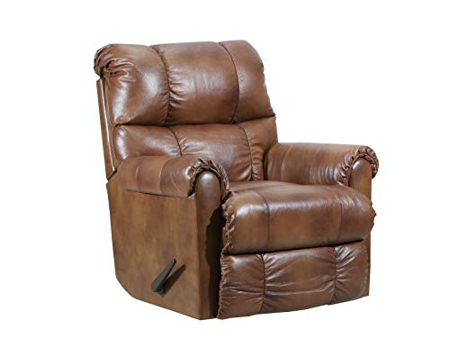 Lane Home Furnishings 4208-160 Soft Touch Chaps Glider Recliner, Medium
