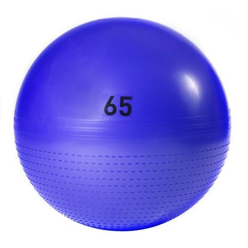 Adidas HHE-AD065PL Gym Ball, Purple, 65 cm