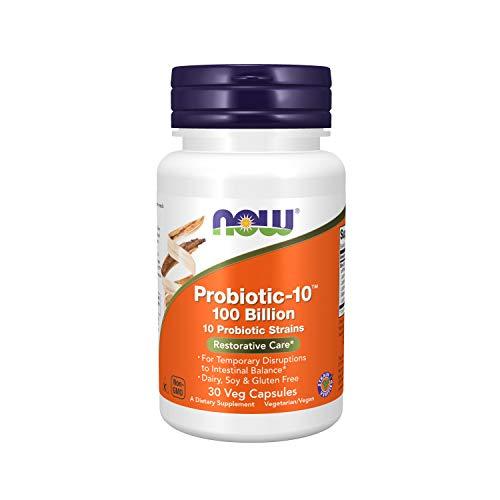 NOW Supplements Probiotic-10 100