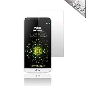 LG G5 PROTECTOR PANTALLA DE CRISTAL TEMPLADO (GLASS TEMPERED) Ultra Resistente a Golpes y Rayado - ENVIO MENSAJERIA URGENTE