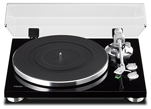 TEAC TN-300 Analog Turntable with Built-in Phono Pre-ampl...