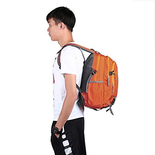 YTYC Outdoor Waterproof Mountaineering Backpack Multifunctional Travelling Bag by YTYC (Image #1)
