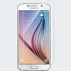 Moshi iVisor Protector de pantalla de cristal para Samsung Galaxy S6 - negro