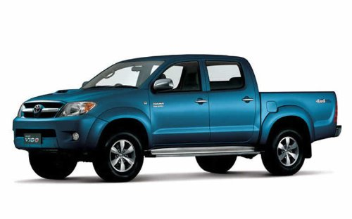 Amazon.com: Toyota Full Auto Turbo Timer Kit Hilux Vigo Mk6 Sr5 2005-2011 V.2: Automotive