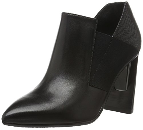 Nude Black Black United Women's Janis Ankle Boots 8F6Fd4wq
