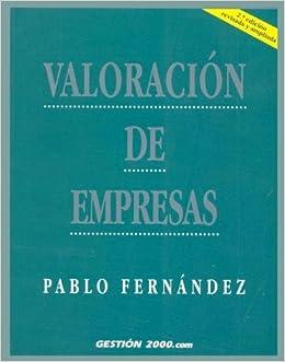 Book Valoracion de Empresas - 2b: Edicion (Spanish Edition)