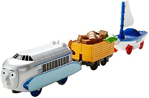 Fisher-Price Thomas & Friends TrackMaster, Hugo & Skiff Trains