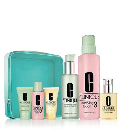 2016 Clinique Great Skin Everywhere Skin Type III/IV Limited Editoin