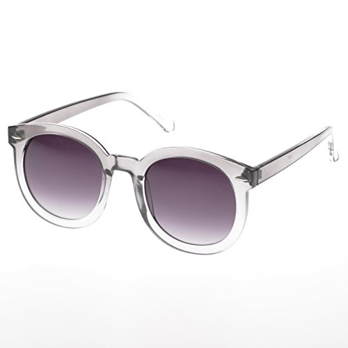 MLC EYEWEAR ® 'Avalon' Round Fashion Sunglasses, - Sunglasses Avalon
