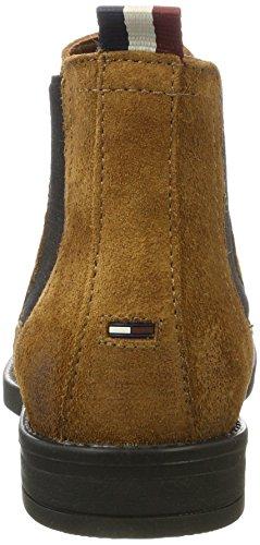 Chelsea Hilfiger Boots Damen G1385etty 1b Denim qCCRpw8