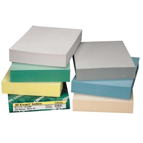 x Paper, Heavyweight, 90 lb., 8-1/2