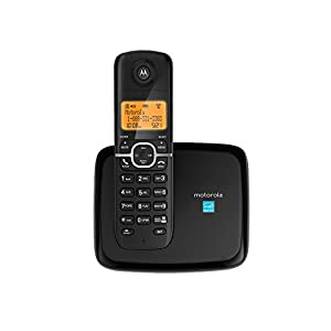 Motorola DECT 6.0 Cordless Phone with 1 Handset and Caller ID L601M