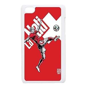 iPod Touch 4 Case White WorldCup Switzerland SP4174606