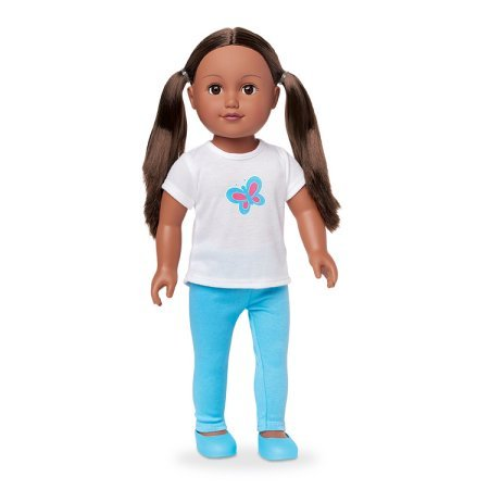 Search : My Life As 18-inch Everyday Girl Doll, African American